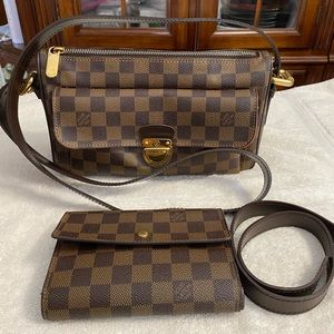 🌹SOLD🌹Louis Vuitton Ravello GM and Wallet
